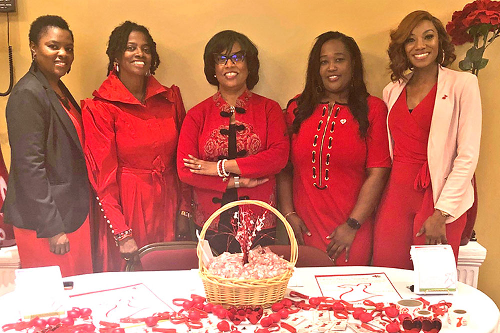 blog 3 ft showing the concept of MHDG Nonprofit Arm Completes Successful Debut of Red Dress Sundays